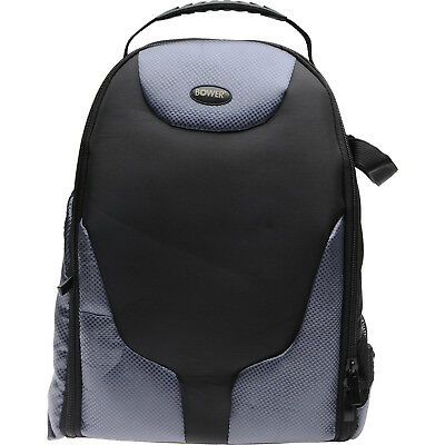 Bower SCB1350 All Weather Resistant Digital SLR Backpack Camera Case