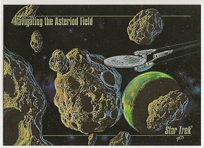 SkyBox 1993 Star Trek Master Series I (1) Trading Cards Spectra Chase Card S3