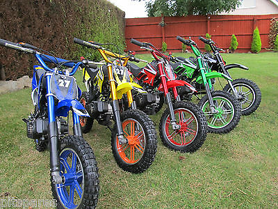 Mini dirt bike mini moto minimoto 49cc offroad bike crosser