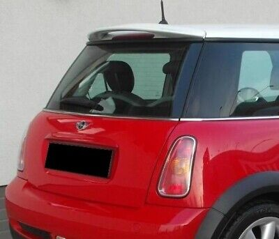 bmw mini one cooper s d r56 spoiler posteriore tuning. Black Bedroom Furniture Sets. Home Design Ideas