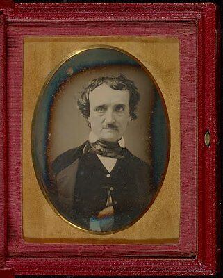 Photographic Reprint Edgar Allan Poe Undated Maker American Other Size