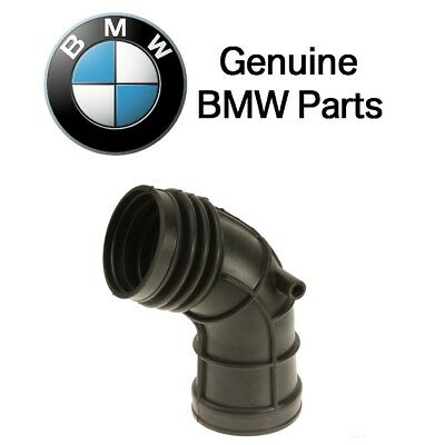 BMW E39 E46 Z3 325xi Fuel Injection Air Flow Meter Boot Genuine 13541435626 New