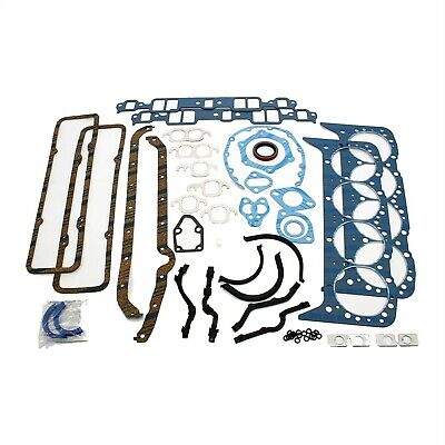 55-79 Small Block Chevy Engine Overhaul Gasket Set SBC 283 327 350 Sealed Power
