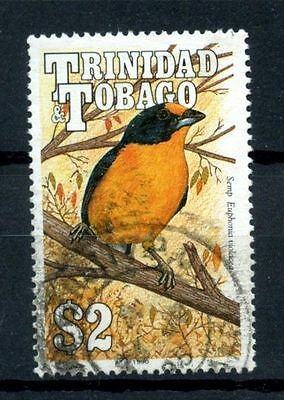 Trinidad & Tobago 1990 SG#792 $2 Birds Used #A25726