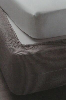 New Adjustable Valance for Double / Queen  Bed -Linen