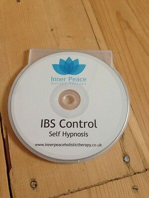 IBS CONTROL Hypnotherapy CD, hypnosis, relaxation, meditation, HIGH QUALITY!