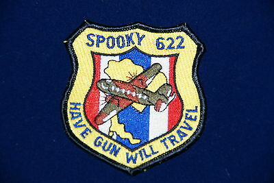 SPOOKY 622 HAVE GUN WILL TRAVEL MILITARY PATCH NEW