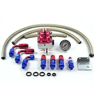 Fuel Pressure Regulator Kit Ls1 Gen3  Drag Vk Vl Vn Vp Vs Vr Vt Vx Vy Vz Ve Hq