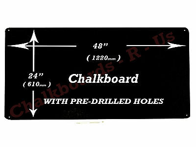 Chalkboards - Blackboards  - Menu Boards - Various Sizes Available