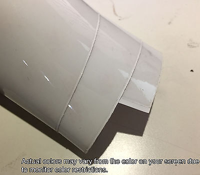 Car Paint Protection Film CLEAR Vinyl 0.1m(3.9in) x 0.5m(19.7in)