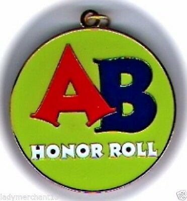 """""""AB Honor Roll"""" Medallions Lot of 10/All New Line!  Sharp!"""