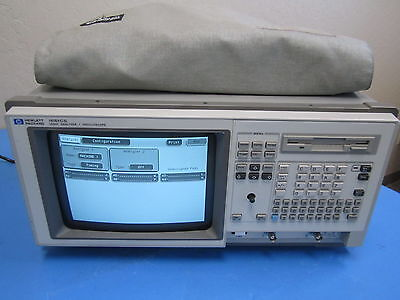 HP Agilent 1661CS Logic Analyzer / Oscilloscope