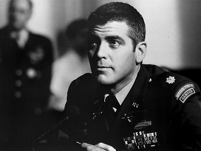 Foto scena THE PEACEMAKER George Clooney 20x25