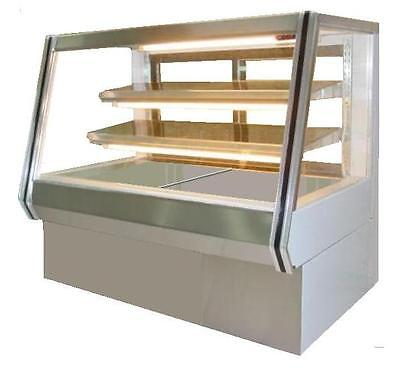 """Coolman Commercial Dry (Non-Refrigerated) Counter Bakery Pastry Display Case 48"""""""