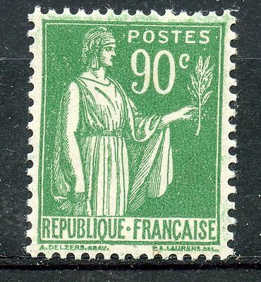 Stamp /  Timbre France Neuf Type Paix N° 367 **