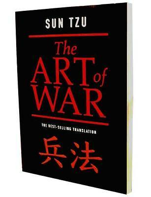 The Art of War Book | Tzu Sun NEW Paperback