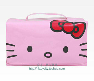 Us Sanrio Hello Kitty 24 Color Pen Drawing Water Color  Pen-Pink Set