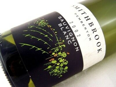 2002 SMITHBROOK WINES Sauvignon Blanc Isle of Wine