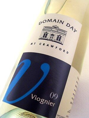 2009 DOMAINE DAY Viognier Isle of Wine • AUD 23.95