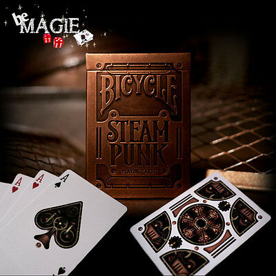 Jeu STEAMPUNK Bicycle - cartes - magie