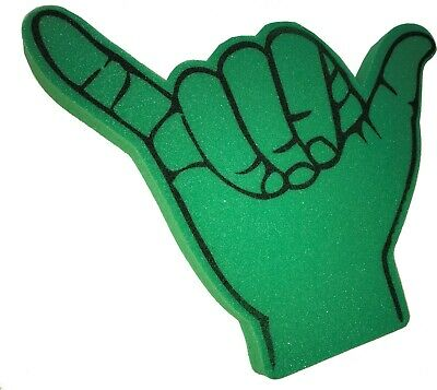 Hook & Horn Giant Foam Hand