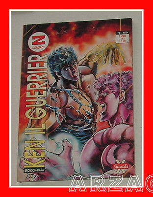 KEN IL GUERRIERO 15 Granata Press 1993 Z COMPACT Horuto no Ken