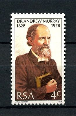 South Africa 1978 SG#440 Dr. Andrew Murray MNH #A27815