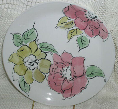 """Johnson Brothers Carmel Dinner Plate Plates 10-1/8"""" Made in England"""
