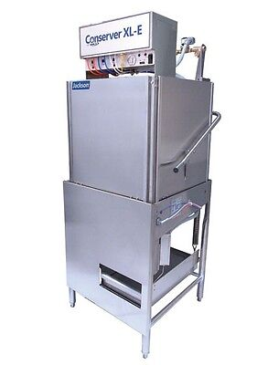 Jackson Conserver XL-E Low Temperature Door-Type Dish Machine Dish Washer