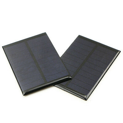 Lots 5V 150mA 8V 100mA mini solar power epoxy panel cell for battery LED Charger