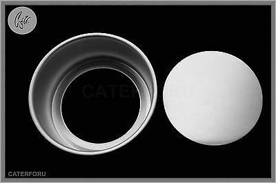 "6"" 8"" 10"" 12"" 14"" Tier Round Deep Loose Base Bottom Cake Baking Tin Pan Wedding"