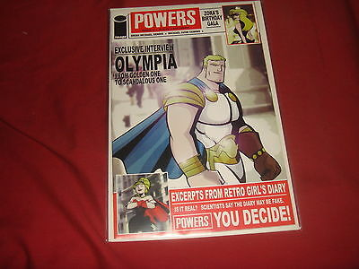 1 #34 Brian Bendis Oeming Image Comics 2003  VF//NM POWERS Vol