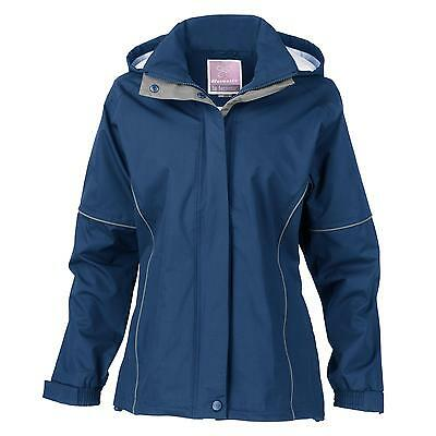 9df3b6b39caa New RESULT Womens Ladies Casual Lightweight Technical Jacket 3 Colours Size  8-16