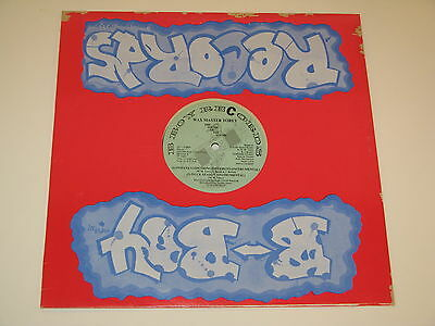 "WAX MASTER TOREY duck season / popsax something different 12"" RECORD 1987"