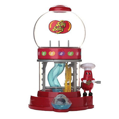 NEW Jelly Belly Mr. Jelly Belly Bean Machine Candy Vending Dispenser + Sample