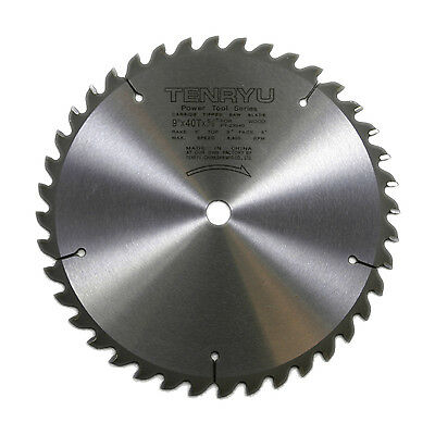 Tenryu PT-23040 9-Inch 40T Miter Table Saw Blade