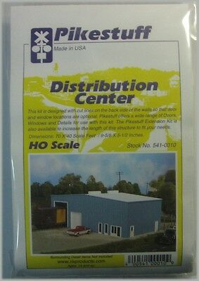 Pikestuff HO Scale 541-0010 Distribution Center