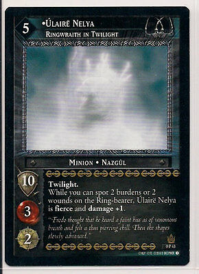 The Lord Of The Rings 0P54 LoTR TCG Promo Sauron