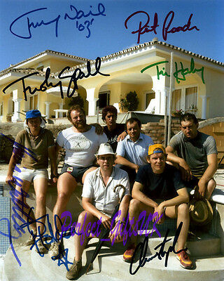 Auf Wiedersehen Pet Signed Autographed 10X8 Inch Repro Photo Print N3