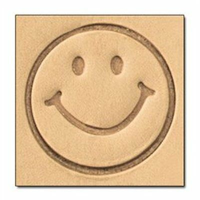 Smile Stamp 3-D 8661-00 by Tandy Leather Craftool