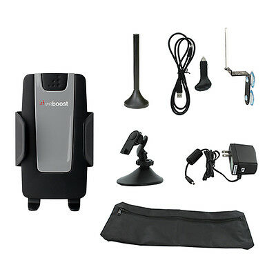 weBoost (Wilson) Drive 3G-S Booster w/ Home & Office Accessory Kit | 470106-H