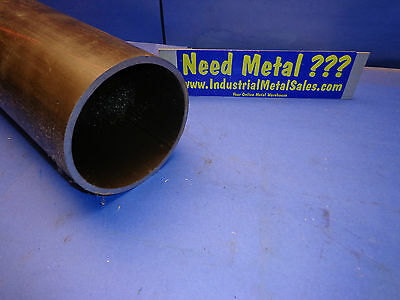 "4130 Steel Round Tube 5-1/2"" OD x 36""-Long x1/4"" Wall- 4130  5.5"" OD x .250""wall"