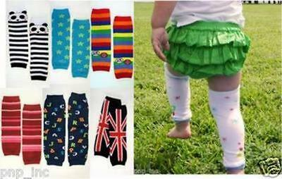 U-Pick Boy/Girl Cotton Baby Toddler Arm Leg Warmers Leggings Kids Socks Winter