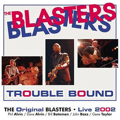 "THE BLASTERS Trouble Bound 10"" Vinyl LP - NEW rockabilly Phil Alvin Dave Alvin"