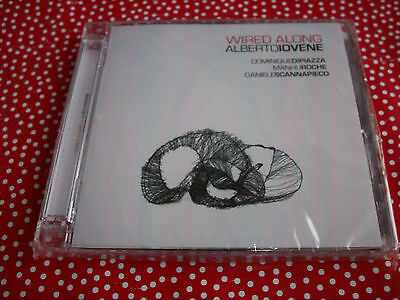 Alberto Lovene- Wired Along CD Italian Import 2011 11 Tracks