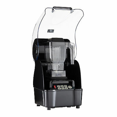 New JTC TM-800AQ OmniBlend Q Commercial Kitchen Blender With Sound Enclosure