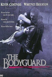 THE BODYGUARD DVD SPECIAL EDITION WHITNEY HUSTON KEVIN COSTNER REG 4 NEW+SEALED