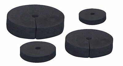 "Botanicare Neoprene Inserts 3"" - 10 pack - root guard clone for 3 inch net pots"