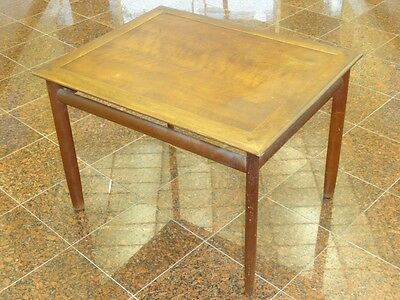 RARE 60's DREXEL DANISH MID CENTURY MODERN WOOD COFFEE OCCASIONAL TABLE