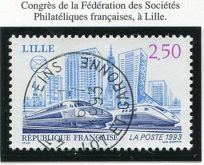 Stamp / Timbre France Oblitere N° 2811 Philatelie A Lille